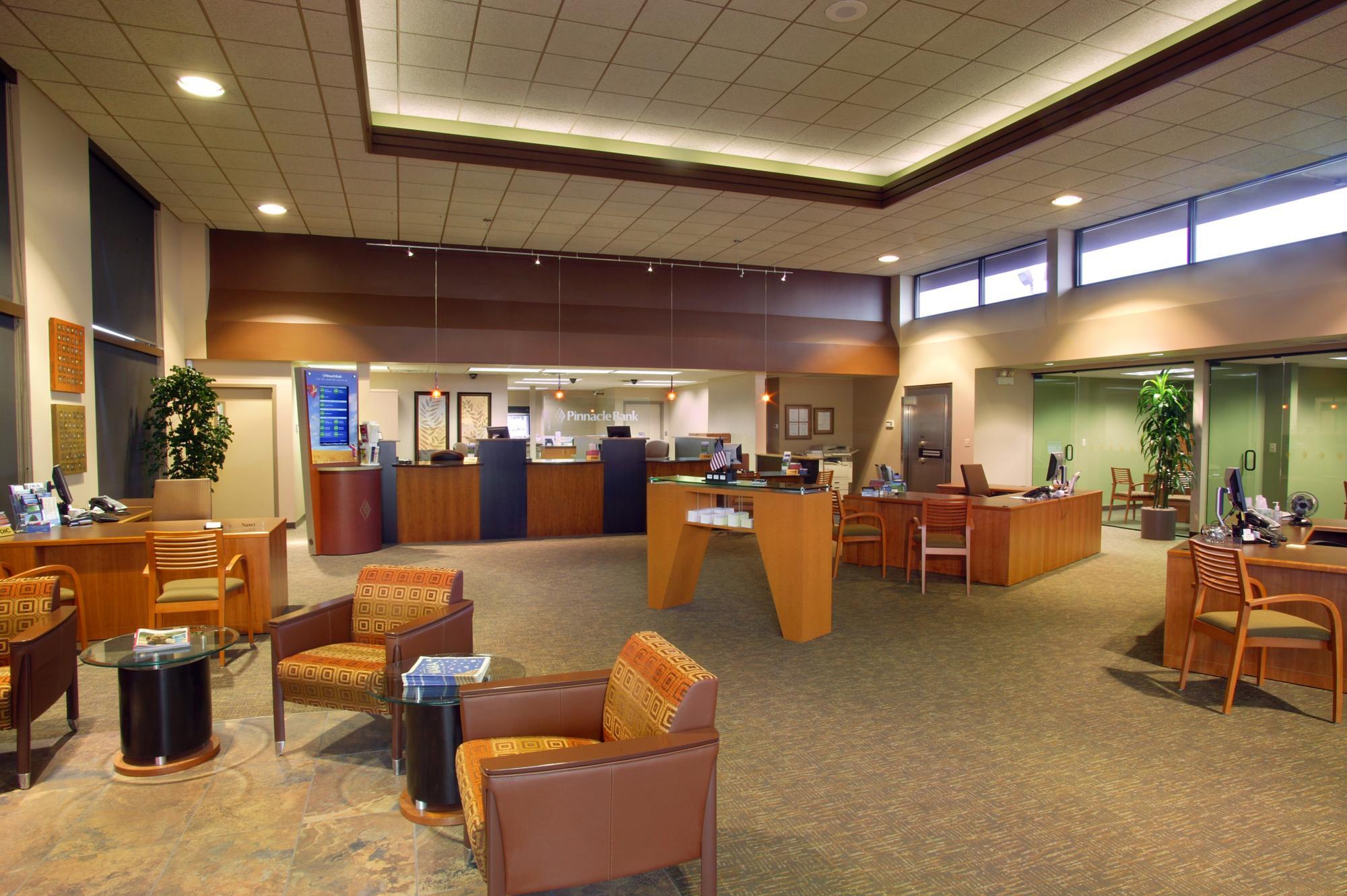 Pinnacle Bank Branch Remodel | D  R  Anderson Constructors