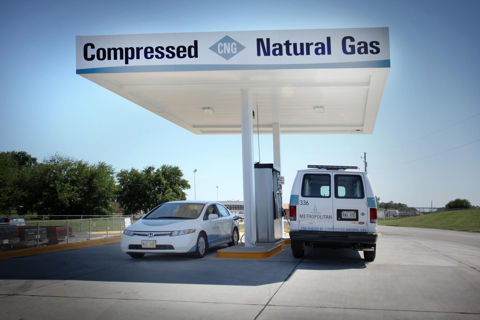 Natural Gas Stations >> Cng Filling Stations D R Anderson Constructors General